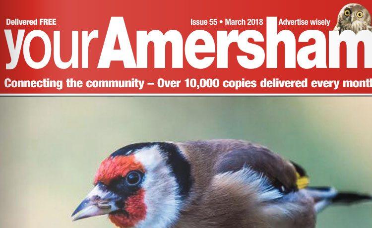 your amersham March