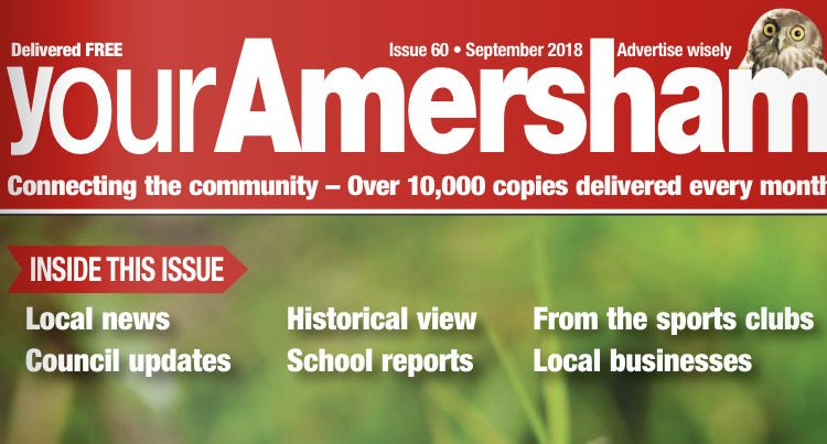 Your Amersham September issue