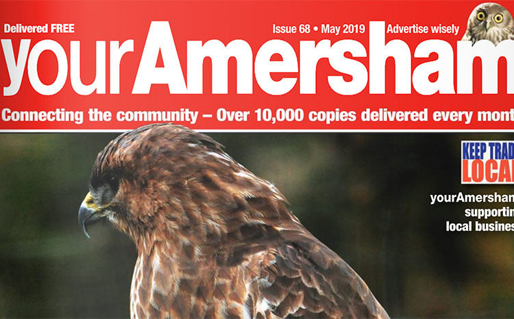 your amersham May issue